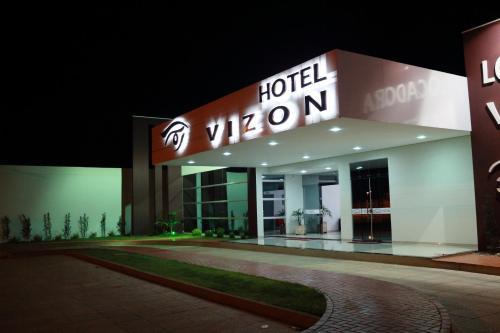 . Hotel e Locadora Vizon