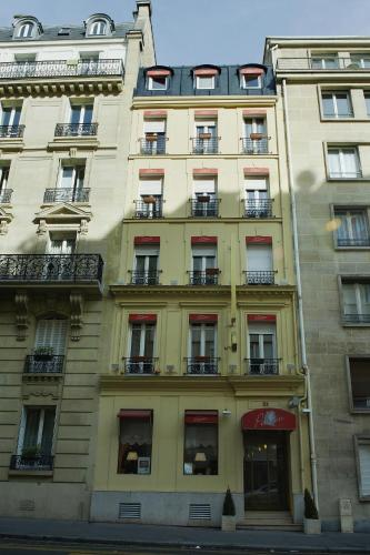 Hôtel Poussin photo 37