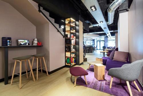 Campanile Lyon Centre - Gare Perrache - Confluence - Hôtel - Lyon