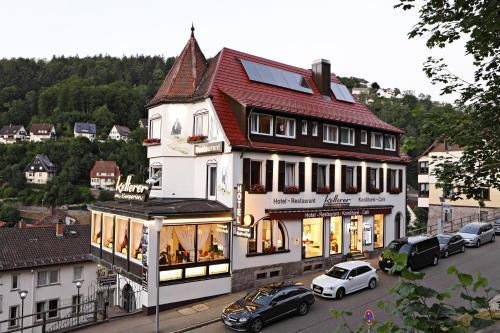 . Hotel Restaurant Ketterer am Kurgarten