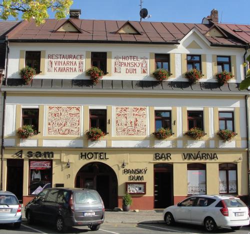 . Hotel Panský dům
