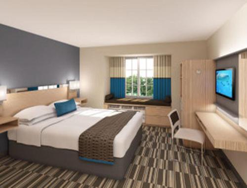 Microtel Inn&Suites by Wyndham Altoona - Hotel