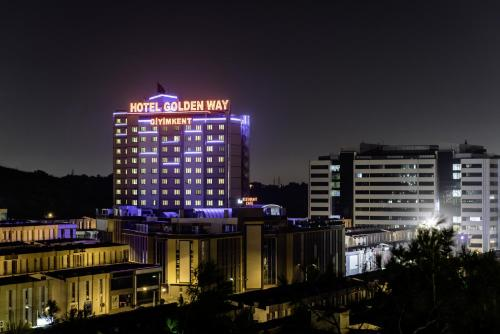 Istanbul Hotel Golden Way Giyimkent address