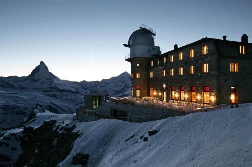 3100 Kulmhotel Gornergrat Zermatt