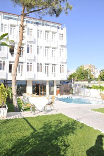 Antalya Adalia Hotel rezervasyon