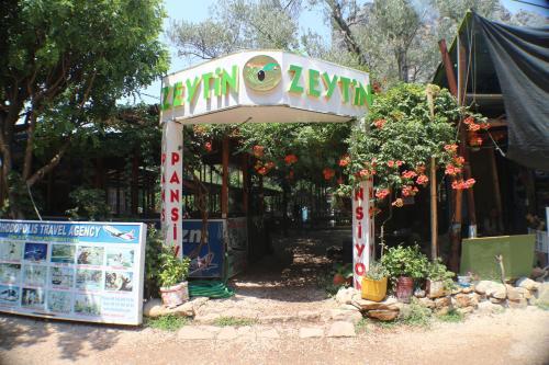 Olympos Olympos Zeytin harita