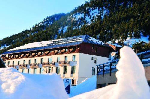 Le Grand Hotel Montgenèvre