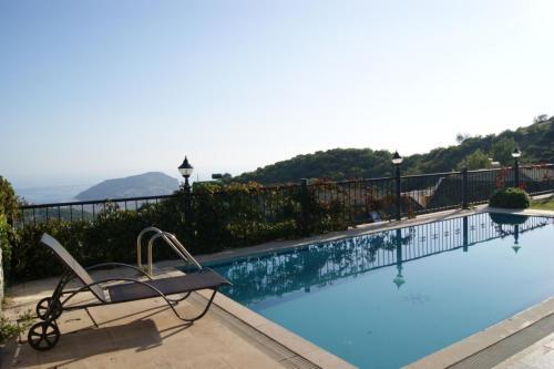 Alanya Dream Holiday Villa map