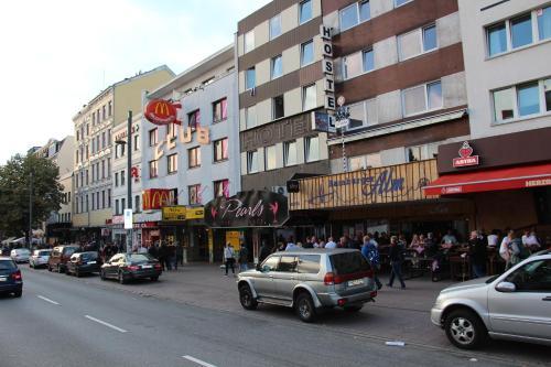 Cityhotel Monopol Hamburg Informationen Und Buchungen Online