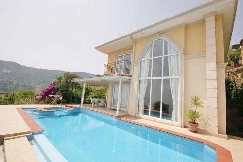 Alanya Panorama Villa 5 fiyat
