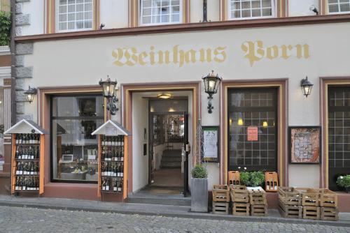 . Rieslinghaus Bernkastel (ehm.Weinhaus Porn)
