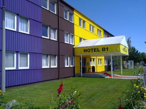Hotel B1 impression