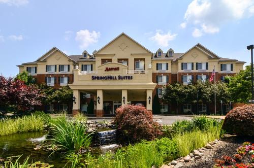 Springhill Suites by Marriott State College - Hotel