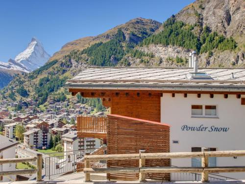 Haus Powder Snow Zermatt