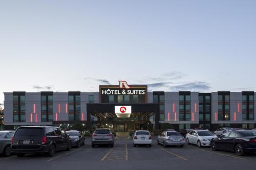 Hôtel & Suites Normandin Québec - Photo 2 of 54