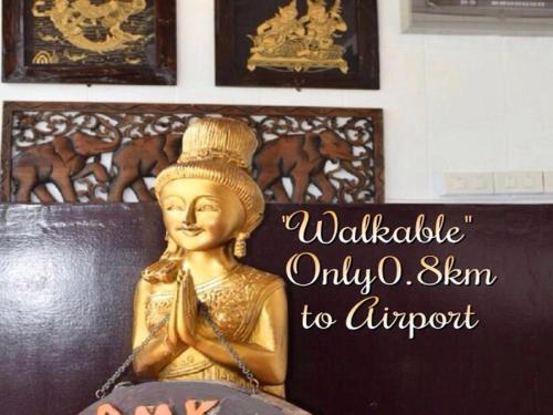 DMK Hostel Donmueang Airport photo 4