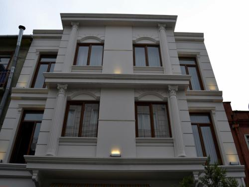 Istanbul Stone Art Hotel harita