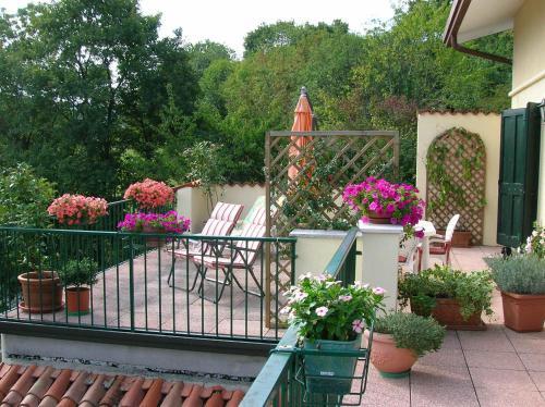 B&B Il Suono del Bosco - Accommodation - Arcugnano