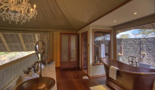 Family suite with Game drives