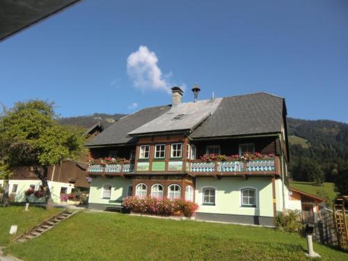 Bunzbauernhof - Hotel - Bad Mitterndorf