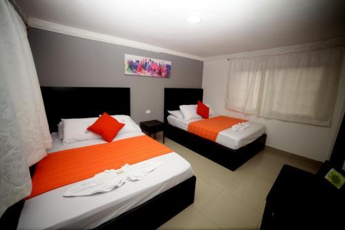 Hotel San Marcos Barranquilla room photos