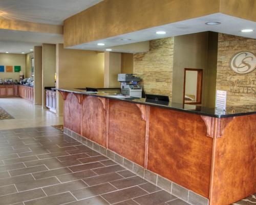 Comfort Suites Plymouth - Plymouth, IN 46563