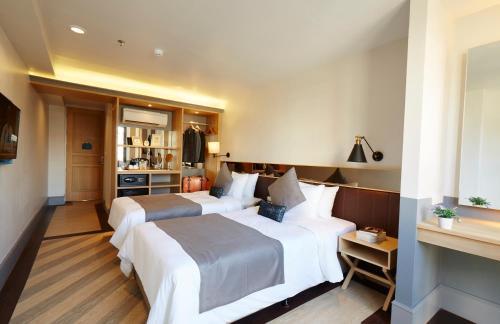 Vince Hotel Pratunam photo 16