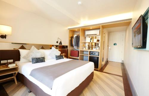 Vince Hotel Pratunam photo 17