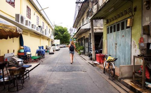Here Hostel Bangkok photo 20