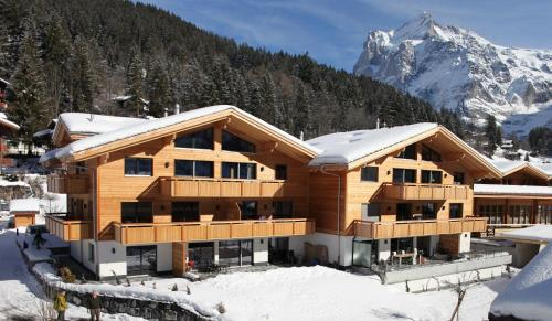 Apartment Silbersee - GRIWA RENT AG - Grindelwald