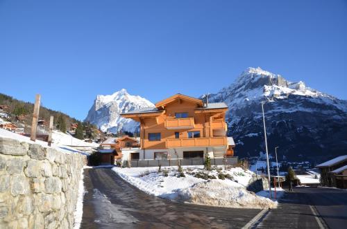 Apartment Antara - GRIWA RENT AG - Grindelwald