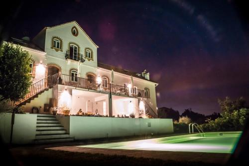 Casa nas Serras, Pension in Vila Nova de Poiares bei Vila Nova de Poiares