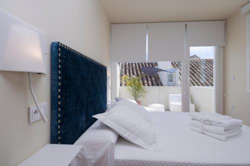 Habitación Doble con terraza Hotel Viento10 9