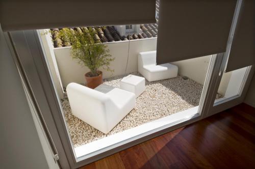 Habitación Doble con terraza Hotel Viento10 7