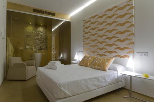 Habitación Doble Patio - 1 cama Hotel Viento10 5