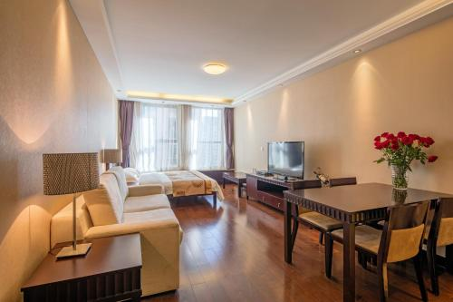 Beijing Shimao Tianjie Hotel Apartment photo 12