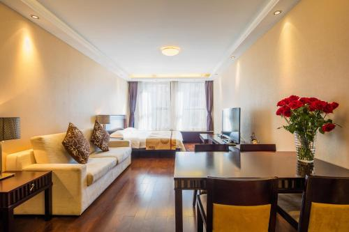 Beijing Shimao Tianjie Hotel Apartment photo 13