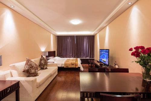 Beijing Shimao Tianjie Hotel Apartment photo 20