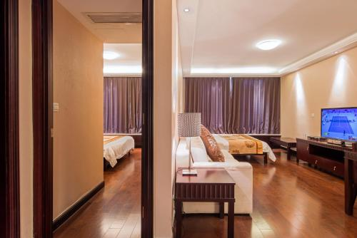 Beijing Shimao Tianjie Hotel Apartment photo 21