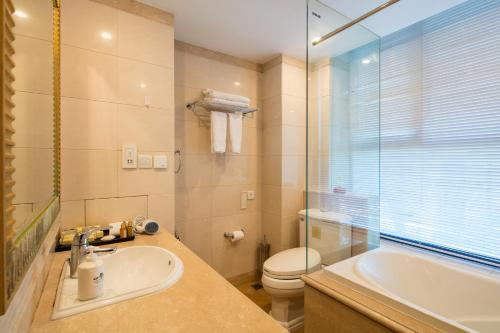 Beijing Shimao Tianjie Hotel Apartment photo 41