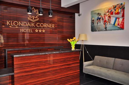 . Hotel Klondaik Corner