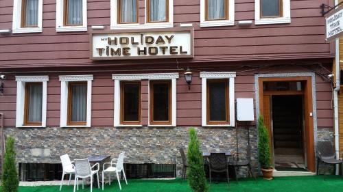 Фото отеля My Holiday Time Hotel