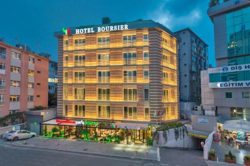 Istanbul Hotel Boursier & Spa rezervasyon