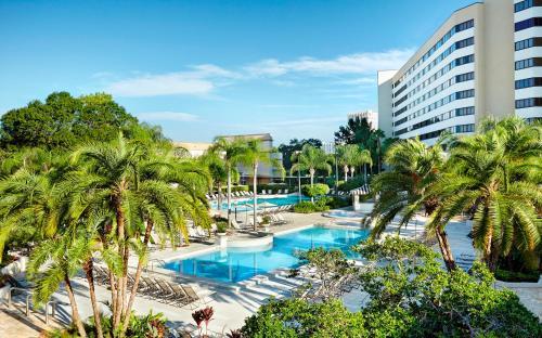 Hilton Orlando Lake Buena Vista - Disney Springs™ Area impression