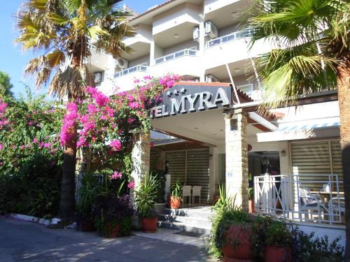 Marmaris Myra Hotel fiyat