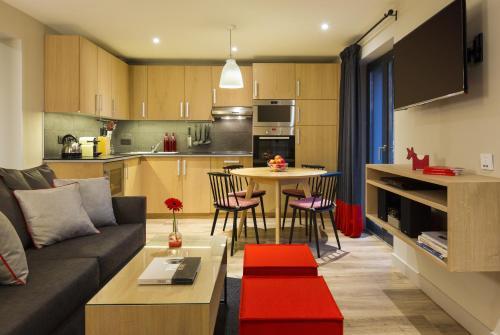 Appartements de l'Héliopic Chamonix