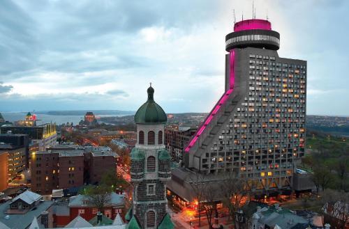 Hôtel Le Concorde Québec - Photo 4 of 65
