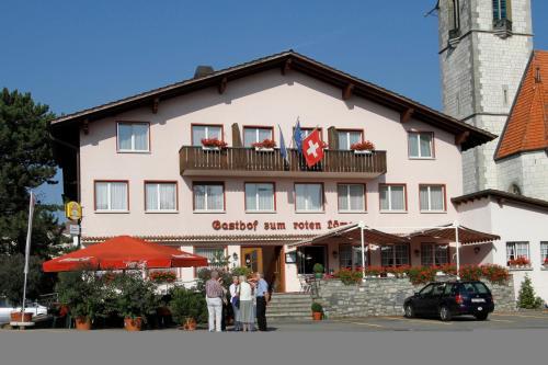 . Hotel zum Roten Löwen
