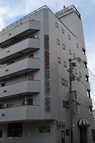 河畔岡山酒店 Hotel River Side Okayama