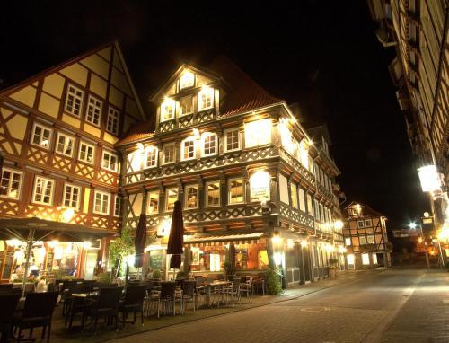 . Fachwerk-Hotel Eisenbart